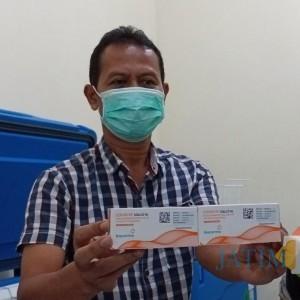 16 Ribu Lebih Dosis Diterima, Tulungagung Siap Vaksinasi Tahap II