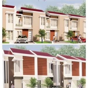 Buruan Booking, Rumah 2 Lantai di Taman Tirta Hanya Rp 400 Juta-an