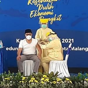 Besok, Vaksinasi Tahap 2 di Kota Malang Dimulai