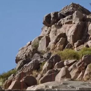 Batu Besar yang Hendak Ditimpakan ke Rasulullah di Ta'if Masih Ada, Ini Penampakannya