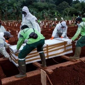 Pemakaman Protokol Covid-19 di Kota Malang Berbayar Bagi Warga KTP Luar Kota Malang