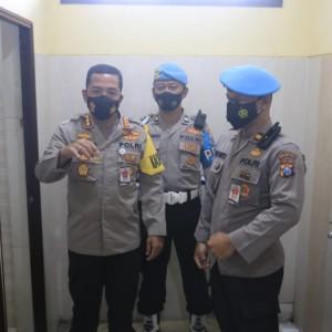 Polresta Malang Kota Gelar Tes Urin Dadakan, Ini Hasilnya
