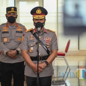Dilantik Kapolri Jadi Kabaintelkam, Putra Papua Irjen Paulus Waterpauw Resmi Naik Bintang