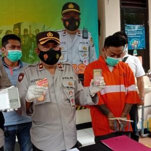 Modus Sembunyikan Sabu dalam Bungkus Kopi Sachet, Warga Bandulan Ini Ditangkap Polisi