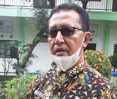 Ketua BLK Wonojati Nur Fadhil SE MM