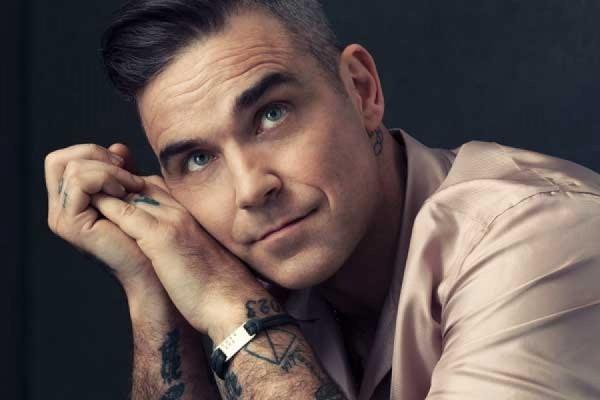 Robbie Williams (Foto: scenestr)