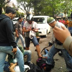 2 Orang Terduga Pelaku Curas Ditangkap Polisi di Kawasan Sawojajar