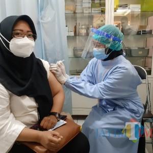 Mulai Hari ini, ASN dan Petugas Pelayanan Publik di Kota Malang Jalani Vaksinasi Covid-19