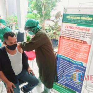 Vaksinasi Tahap 2, Jurnalistik di Kota Madiun Jadi Salah Satu Prioritas
