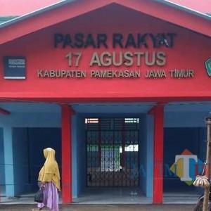 5.600 Pedagang  hingga Petugas Pasar di Pamekasan Akan Divaksin Covid