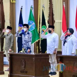 Gubernur Khofifah Akan Lantik Kepala Daerah Terpilih Pilkada 2020 secara Hybrid