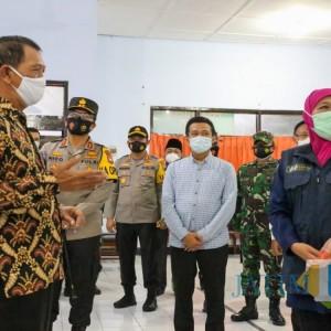 70 Kasus Covid-19 di Satu Desa di Jombang Jadi Perhatian Pemprov Jatim