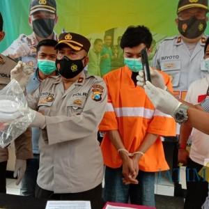 Kedapatan Simpan Ganja, Warga Kota Malang ini Diancam 12 Tahun Penjara