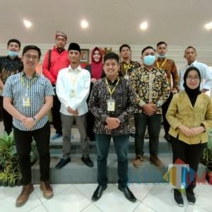 Keren, Mahasiswa Sosiologi Unisba Pimpin Forum Pemuda Pelopor Jatim