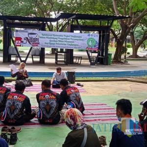Ngopi Pintar, DLH Kabupaten Blitar Dorong  Pegiat Lingkungan Kawal Pelestarian Alam