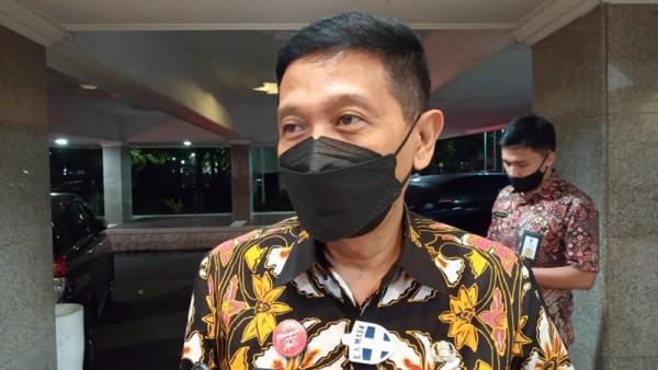Plh Bupati Malang Wahyu Hidayat saat menjelaskan kesiapan penyambutan Bupati Malang dan Wabup Malang paska dilantik. (Foto: Istimewa)