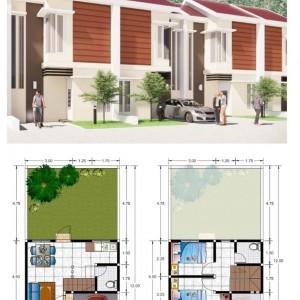 Buruan Sikat, Beli Rumah di Taman Tirta Cocok untuk Investasi
