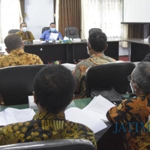 Persiapkan Sekolah Tatap Muka, Komisi IV DPRD Trenggalek Panggil Seluruh Instansi Pendidik