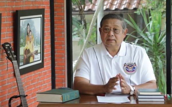 Susilo Bambang Yudhoyono (SBY) (Foto: Instagram)