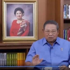 """SBY Tanggapi Isu Kudeta PD, #KebakaranJenggot Trending, """"Jangan Adu Domba Jokowi-Moeldoko"""""""