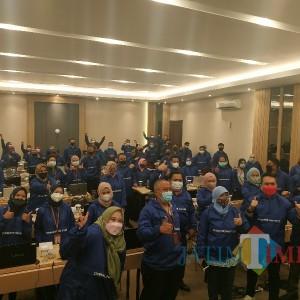 Aturan Turunan UU Cipta Kerja Disahkan, Disnaker-PMPTSP Kota Malang Beri Pelatihan Seluruh ASN
