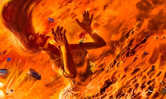 Ilustrasi siksa neraka (bincangmuslimah)