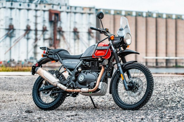 Royal Enfield Himalayan (Foto: Ultimate Motorcycling)