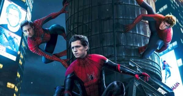 Spider Man 3 (Foto: Twitter)