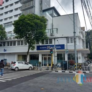 Sempat Bikin Geger, Begini Penjelasan TACB Kota Malang Terkait Bangunan di Perempatan Rajabali yang Dibenahi