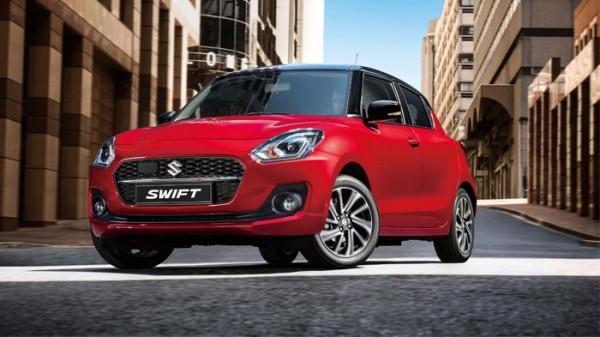 Suzuki Swift 2021 (Foto: Suzuki Cars UK)