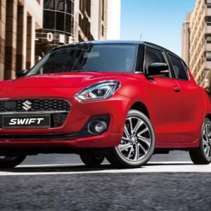 Suzuki Swift 2021 Akhirnya Resmi Meluncur, Ini Spesifikasi dan Harganya