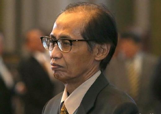 Mantan Hakim Agung Artidjo Alkostar. (Foto: detik.com).
