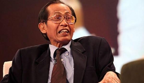 Mantan Hakim Agung Artidjo Alkostar. (Foto: source google).