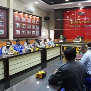 Sejumlah Pejabat Utama Polres Malang Akan Dimutasi,  Mulai Wakapolres hingga Kasatreskrim
