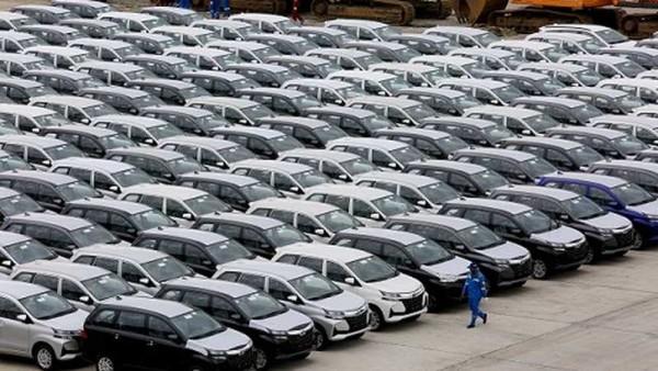 Deretan mobil baru yang akan diluncurkan ke konsumen. (Foto : Internet)