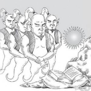 Ada yang Jadi Pendakwah, Kisah Rombongan Jin Masuk Islam Usai Dengar Surah Ini