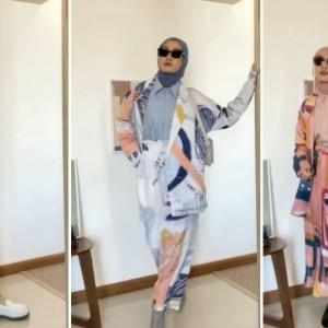 Bergaya Makin Modis dengan Pattern Style, Intip Inspirasi ala Inas Rana