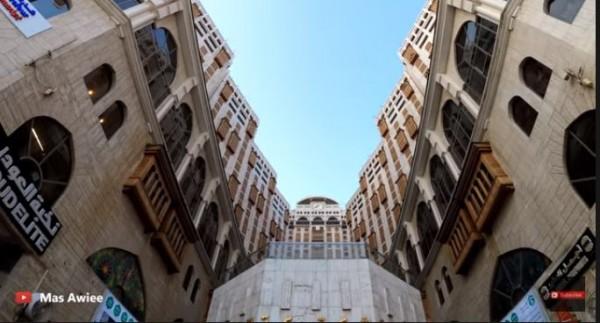 Rumah Abu Bakar Ash-Shiddiq sekarang (Foto: YouTube Mas Awiee)