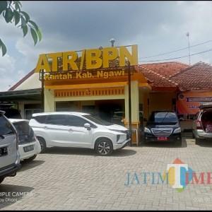 2021, BPN Ngawi Target Penerbitan 57 Ribu Sertifikat Baru