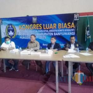 Konggres Askab Kabupaten/Kota Ditarget Tuntas sebelum Konggres Asprov PSSI Jatim