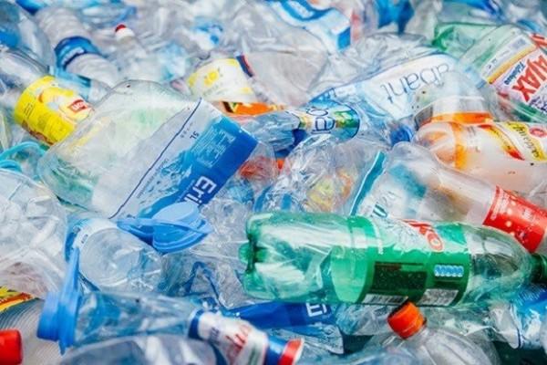 Ilustrasi sampah plastik. (Foto: AFP).