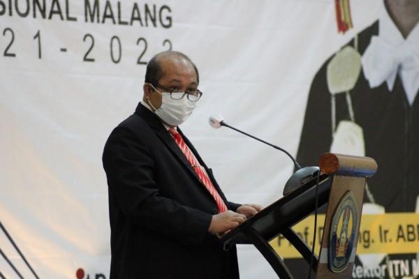 Kepala Lembaga Layanan Pendidikan Tinggi (LL Dikti) wilayah VII Jatim, Prof Dr Ir Soeprapto DEA (Ist)
