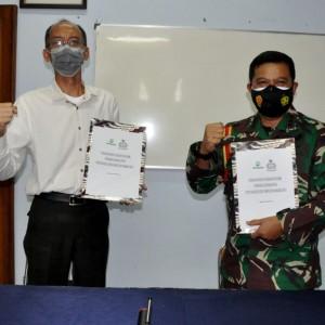 Korps Marinir Kini Bisa Lakukan Latihan Tempur di Wilayah Perhutani Malang