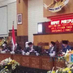 Gelar Rapat Sertijab, Ini Pesan Legislatif untuk Bupati Banyuwangi yang Baru