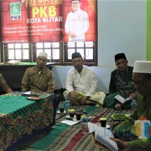 Jelang Muscab, PKB Kota Blitar Gelar Khataman Alquran dan Istighosah