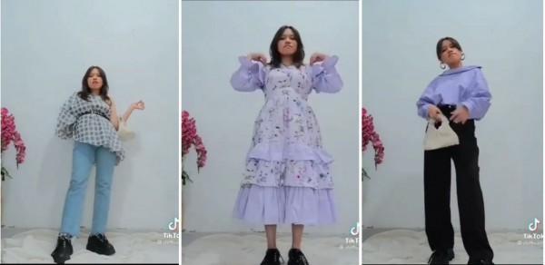 Tips ubah outfit harian menjadi busana kekinian. (Foto: Instagram @indonesianlookbook).
