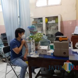 Wali Kota Sutiaji Segera Simulasi Vaksinasi Massal Sistem Drive Thru, Jadi Pilot Project Kemenkes