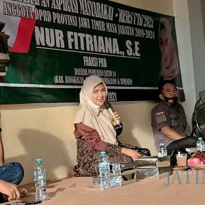 Terkait Penyaluran Dana BPOPP, Nur Fitriana Minta Agar Tak Ada Diskriminasi pada Madrasah