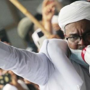Sempat Sakit, Aziz Yanuar Kabarkan Kondisi Terbaru Habib Rizieq di Rutan