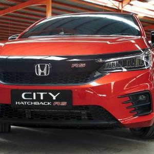 Honda City Hatchback Akhirnya Resmi Meluncur di RI, Begini Penampakannya